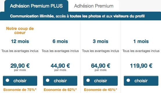tarif edarling premium plus
