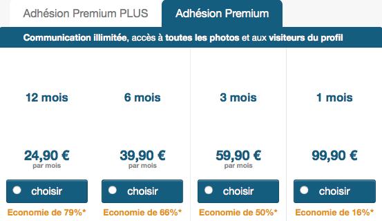 tarif edarling premium