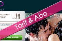 tarif abonnement casual dating