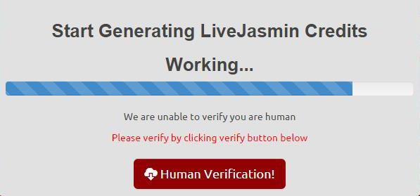 free livejasmin credit